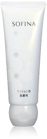 Sofina Cushion Foam Face Wash 120 ML
