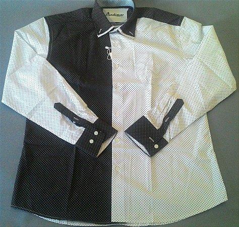 Camisa Slim Fit Luxo