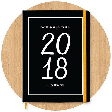Planner 2018 Personalizado c/ Nome