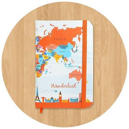 Sketchbook Wanderlust - Pequeno