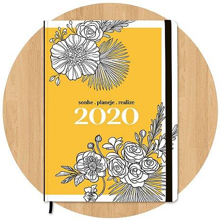 Planner 2020 Floral