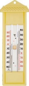 Termômetro tipo capela máxima, mínima e temperatura atual REF 5201