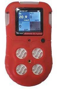Detector de 4 gases portátil MOD DG 500 Instrutherm