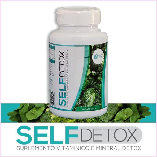 Self Detox i9Life 90 Capsulas