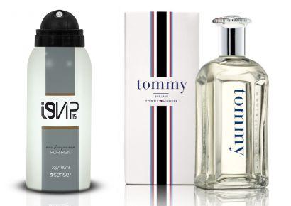 Perfume Aerossol i9Vip 15 (Ref. Tommy) 100 ml