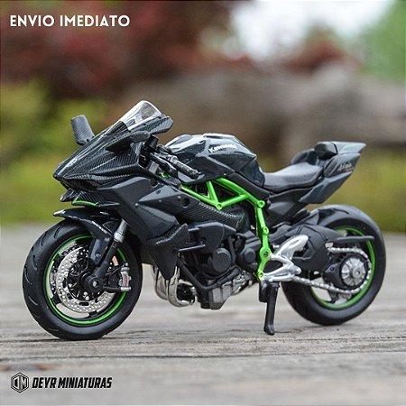 Miniatura Kawasaki Ninja H2R 2015 Maisto 1:18