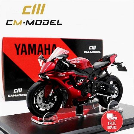 Miniatura Yamaha YZF-R1 CM MODEL 1:18