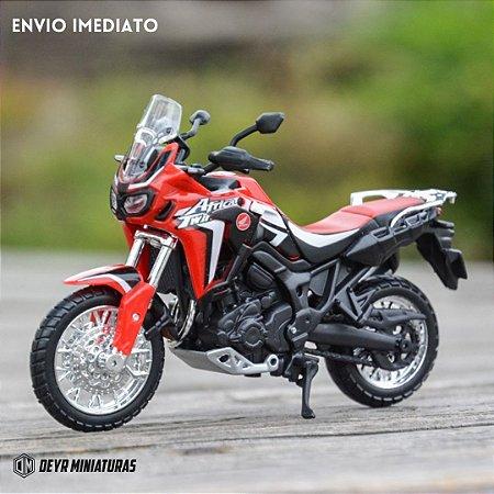 Miniatura Honda Africa Twin DCT 2017 Maisto 1:18