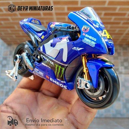 Miniatura MotoGP  Valentino Rossi 2018 Maisto 1:18