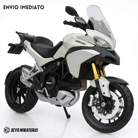 Miniatura Ducati Multistrada 1200S 2010 Maisto 1:12