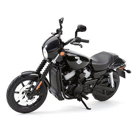 Miniatura Harley Davidson Street 750 2015 Maisto 1:12
