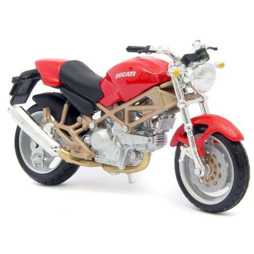 Miniatura Ducati Monster 900 1995 Bburago 1:18