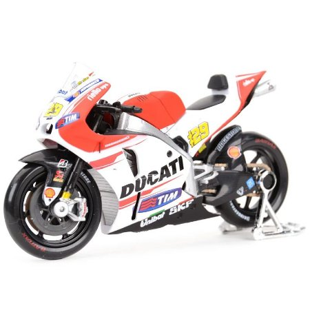 Miniatura MotoGP Andrea Iannone 2015 Maisto 1:18