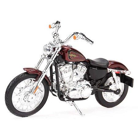 Miniatura Harley Davidson XL 1200V Seventy-two 2012 Maisto 1:18