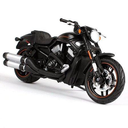 Miniatura Harley Davidson  VRSCDX NIGNT ROD SPECIAL 2012 Maisto 1:18