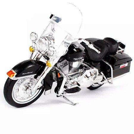 Miniatura Harley Davidson FLHR Road King 1999 Maisto 1:18