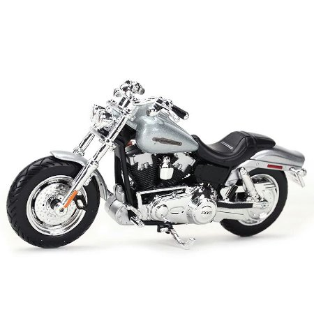 Miniatura Harley Davidson FXDFSE Cvo Fat Bob 2009 Maisto 1:18