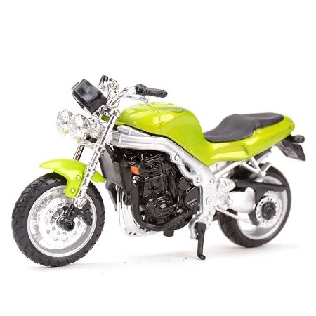 Miniatura Triumph Speed Triple 1999 Maisto 1:18