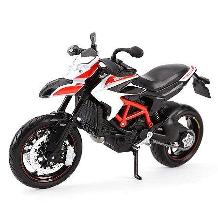 Miniatura Ducati Hypermotard SP 2013 Maisto 1:12