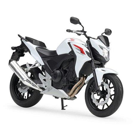 Miniatura Honda CB 500F 2014 Welly 1:18