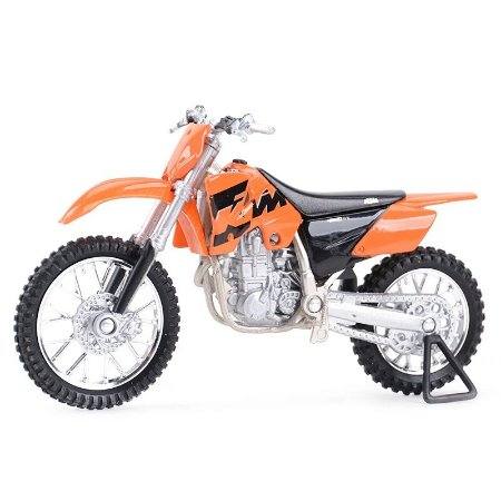 Miniatura KTM 450 SX Racing 2005 Welly 1:18