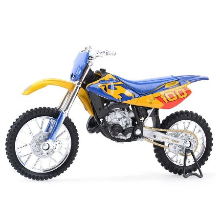 Miniatura Husqvarna CR125 2004 Welly 1:18