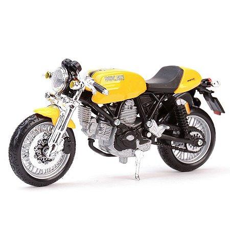 Miniatura Ducati Sport 1000 Maisto 1:18