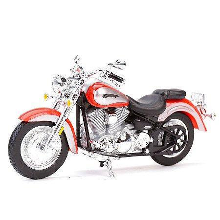 Miniatura Yamaha Road Star Maisto 1:18