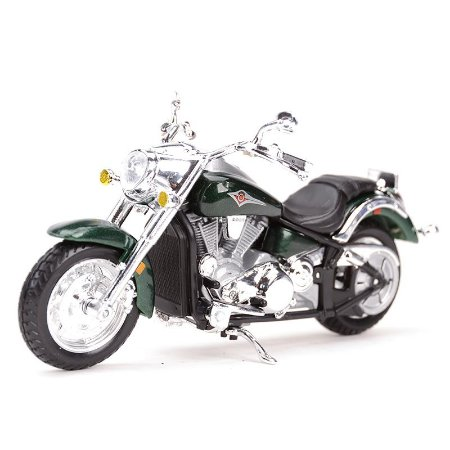 Miniatura Kawasaki Vulcan 2000 Maisto 1:18