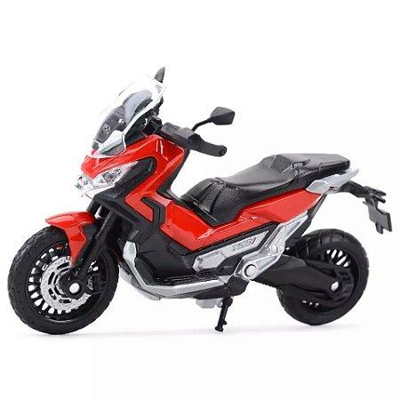 Miniatura Honda X-ADV 750 2018 Welly 1:18 - Lançamento 2020