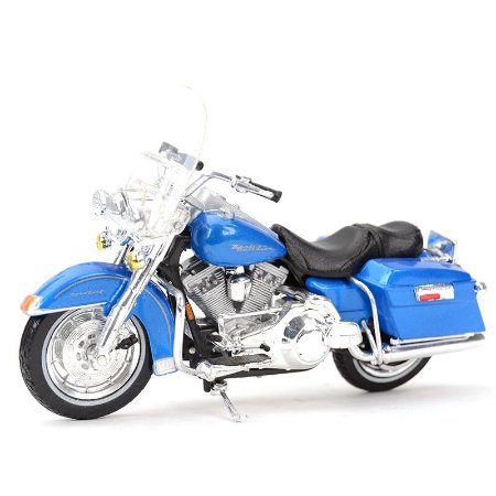 Miniatura Harley Davidson FLHR Road King 1997 Maisto 1:18