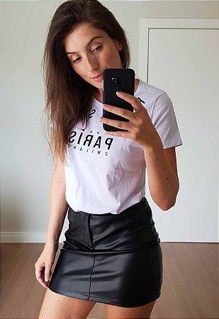 Camiseta Paris Branca