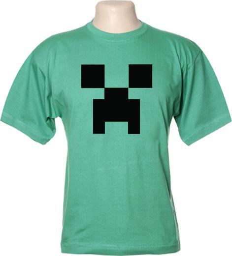 Camiseta Minicraft