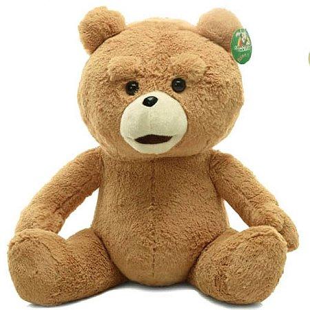 Pelúcia Urso TED 60cm