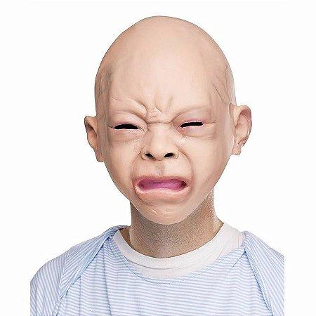 Máscara Bebê Chorão - Látex