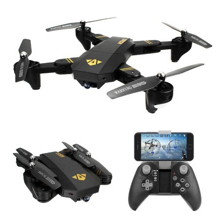 Drone Visuo Xs809w FPV Wireless 2MP
