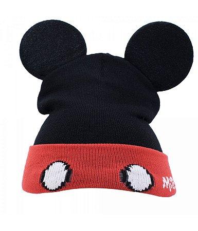 Touca / Gorro De Orelhas Mickey - Disney