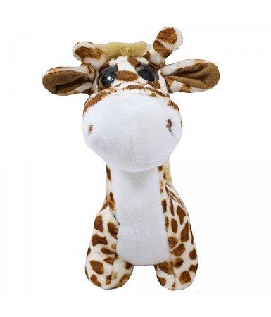 Pelúcia Girafa Animal 24cm