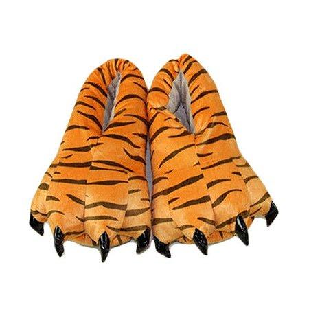 Pantufa Tigrão Tamanho Único 37 À 42