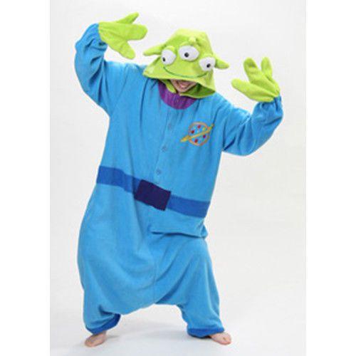 Pijama Extraterrestre Toy Story