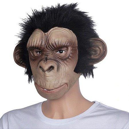Máscara Realista de Macaco - Latex