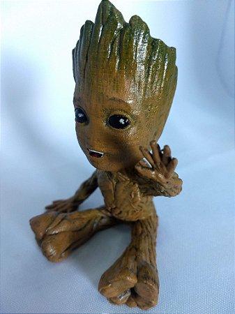 Baby Groot - Busto Miniatura