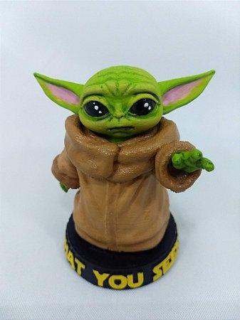 Baby Yoda - Miniatura