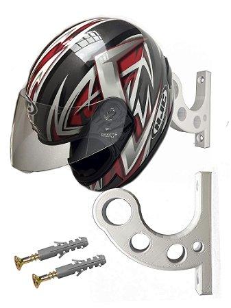 Suporte de parede para capacete