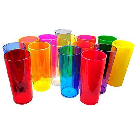Copo Long Drink Personalizado (KIT 100 UNIDADES)