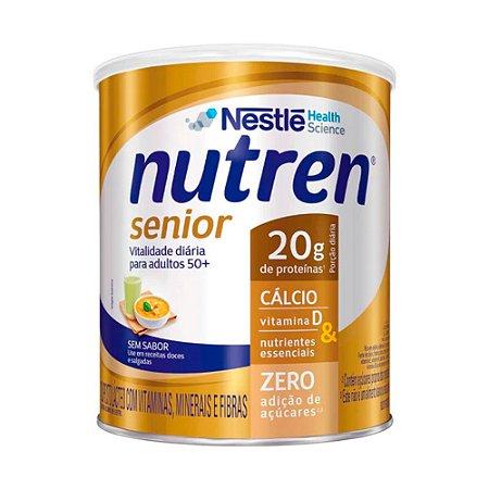 Nutren Senior - 370 Gramas - Nestlé Sem Sabor
