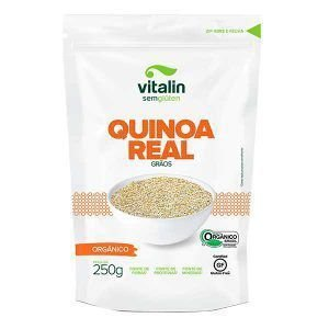 Quinoa Real em Grãos - 250 gramas - Vitalin
