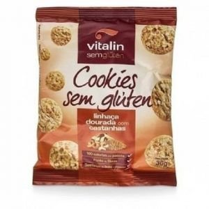 Cookies - 30 gramas - Vitalin
