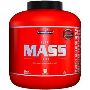 Hipercalórico Nutri Mass 15000 - 3kg - Integralmedica