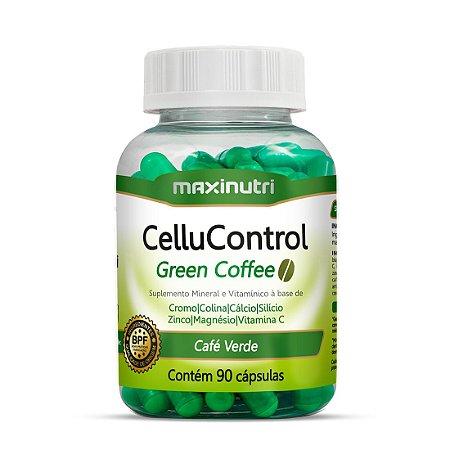 Cellucontrol Green Coffee - 90 cápsulas - Maxinutri